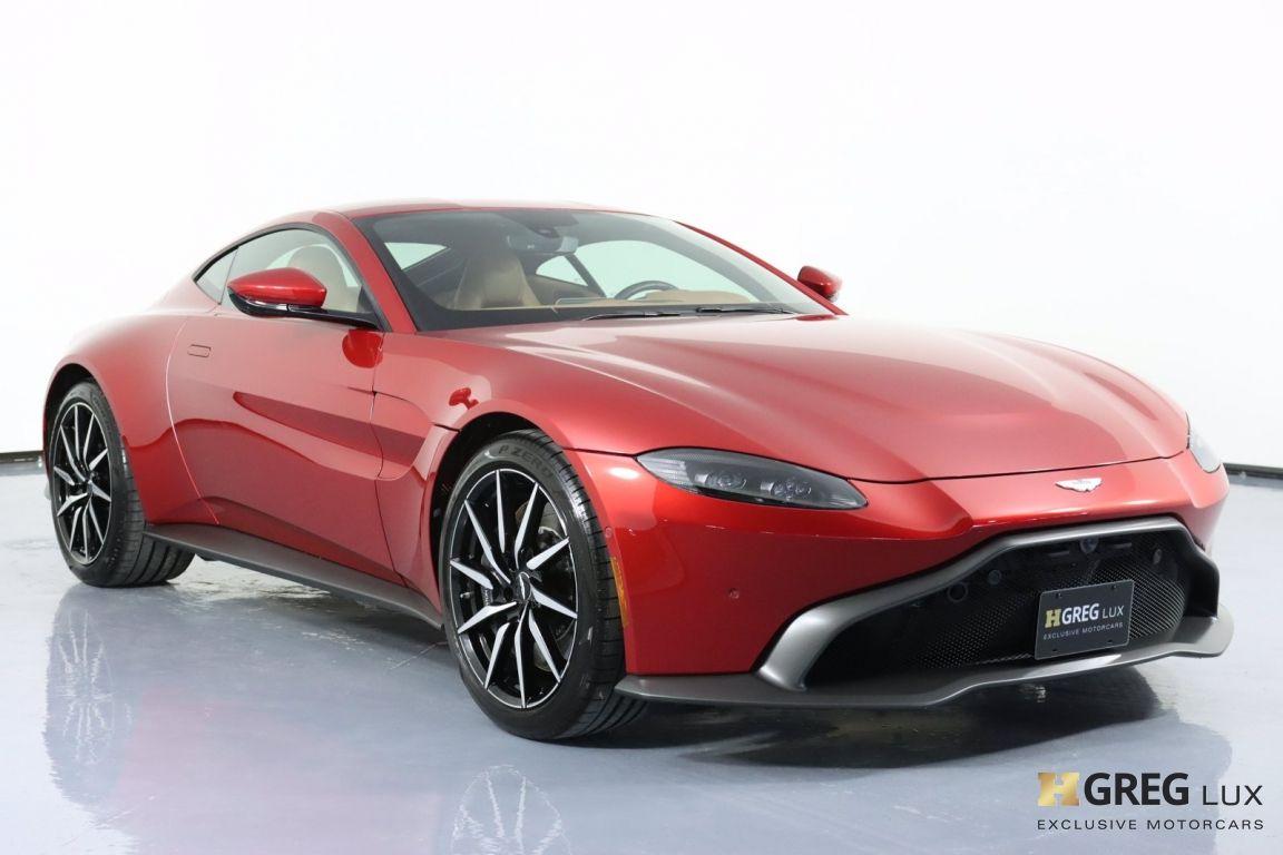 2020 Aston Martin Vantage Base #9