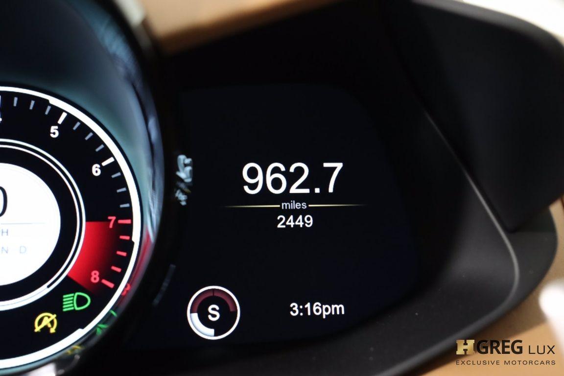 2020 Aston Martin Vantage Base #52