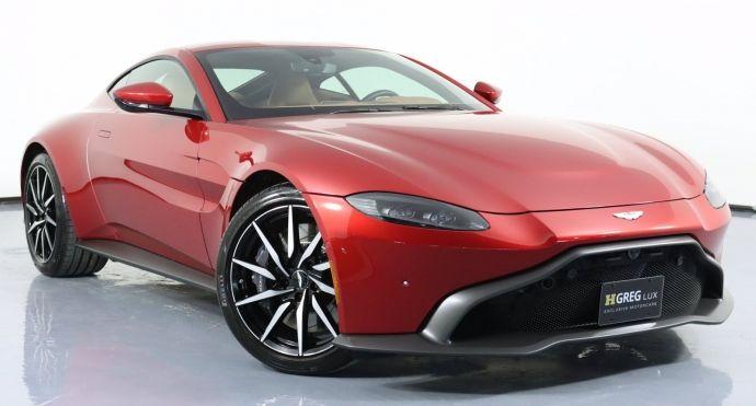 2020 Aston Martin Vantage Base #0