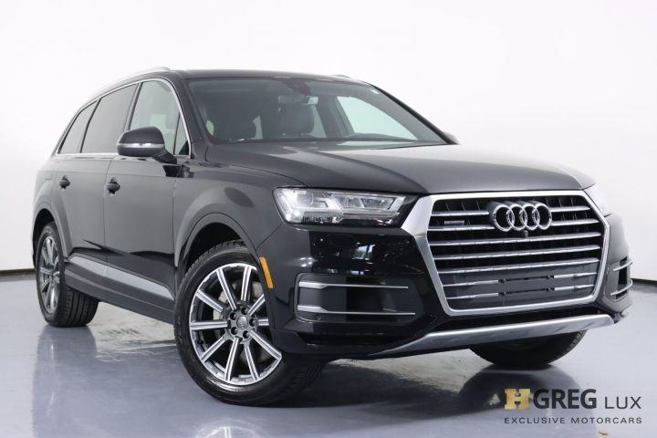 2017 Audi Q7 Premium Plus #0