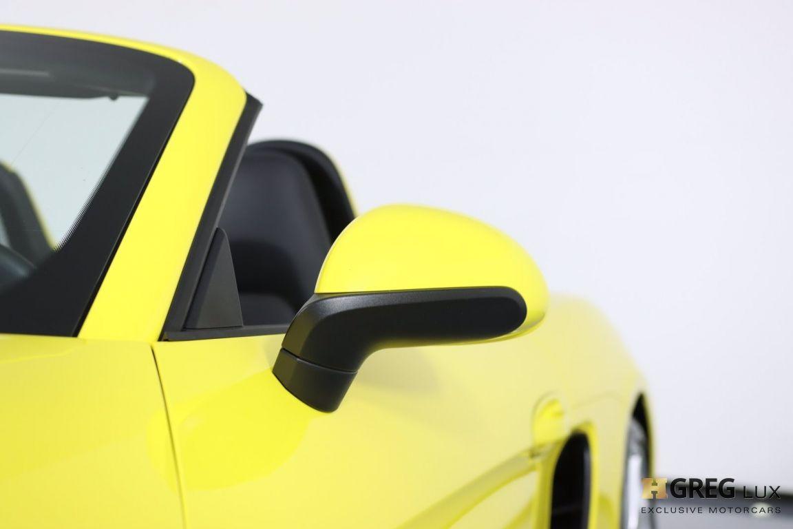 2014 Porsche Boxster  #9
