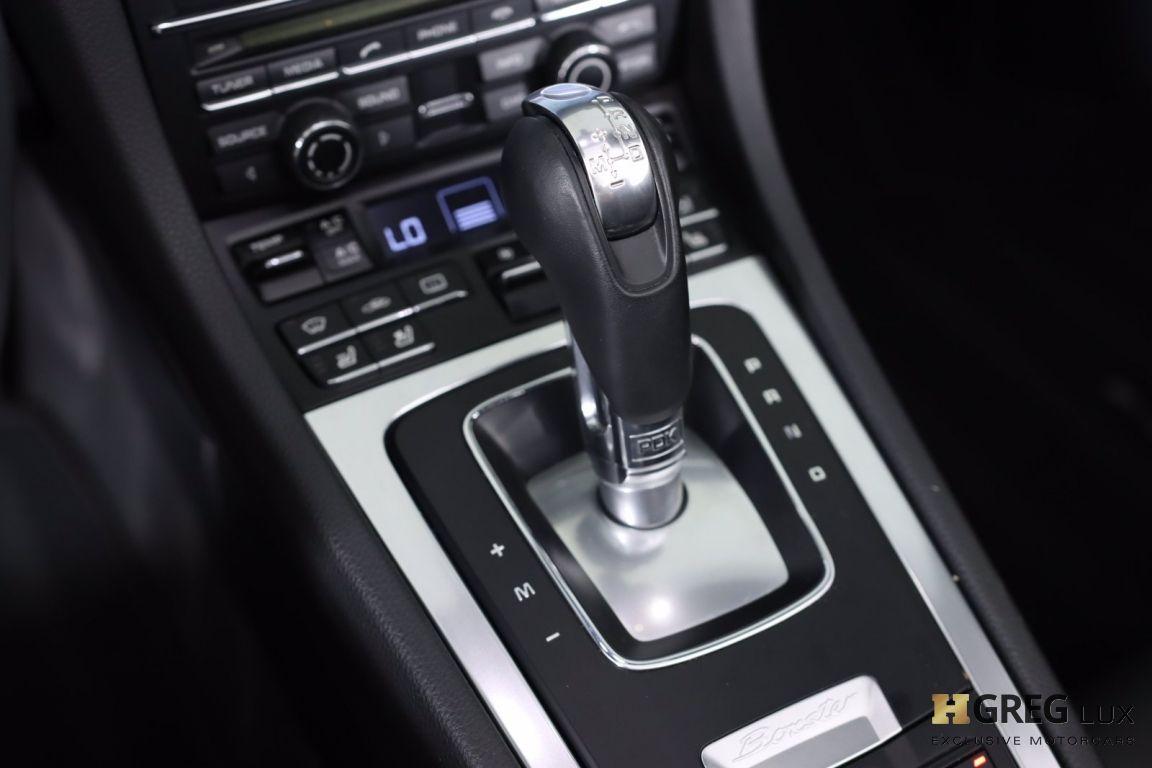 2014 Porsche Boxster  #43