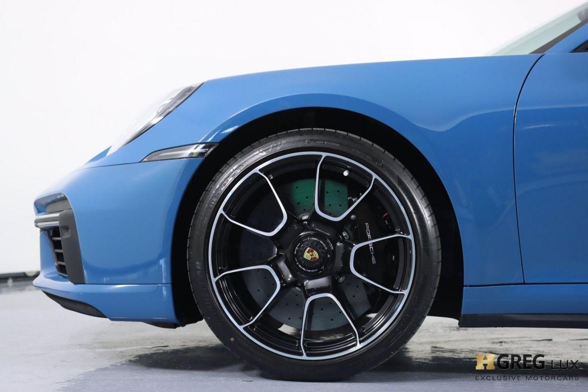 2021 Porsche 911 Turbo S #24