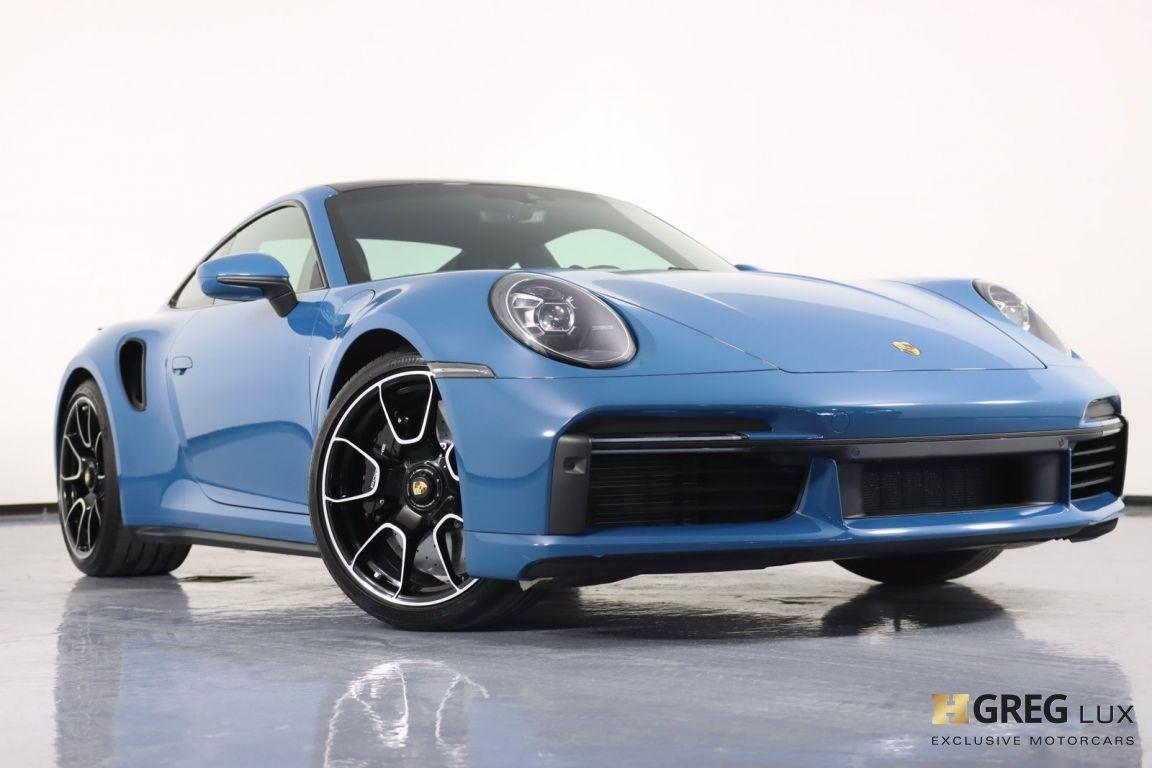 2021 Porsche 911 Turbo S #31