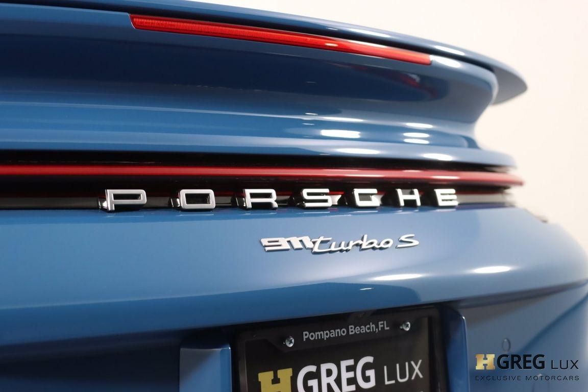 2021 Porsche 911 Turbo S #21