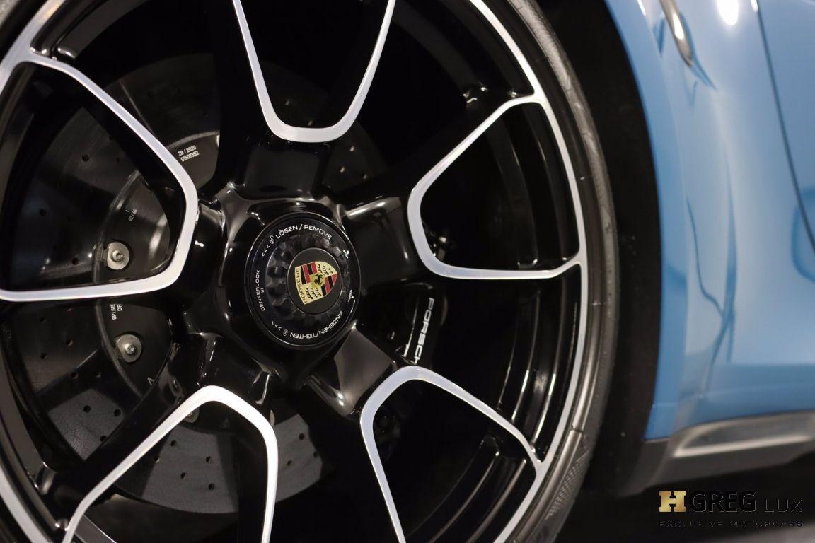 2021 Porsche 911 Turbo S #16