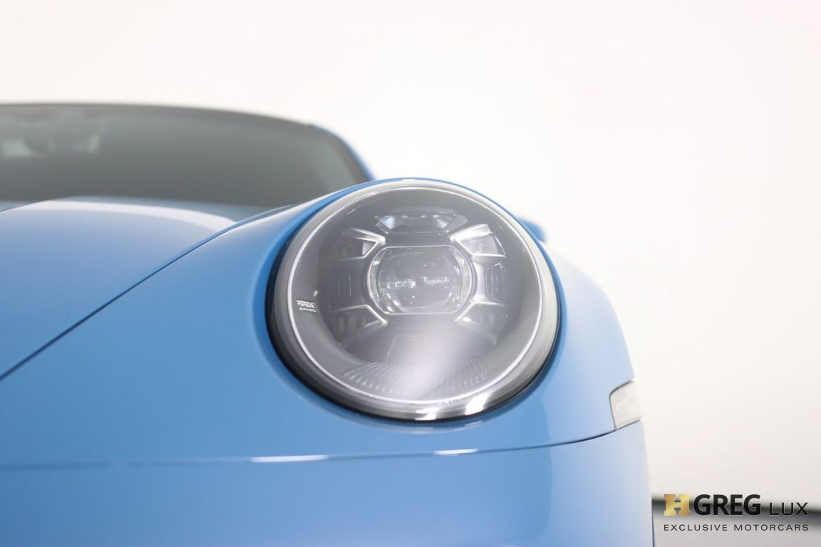 2021 Porsche 911 Turbo S #5
