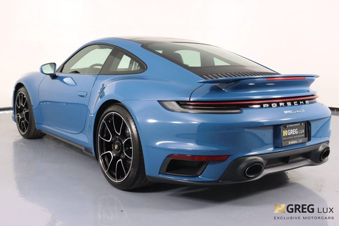 2021 Porsche 911 Turbo S #22