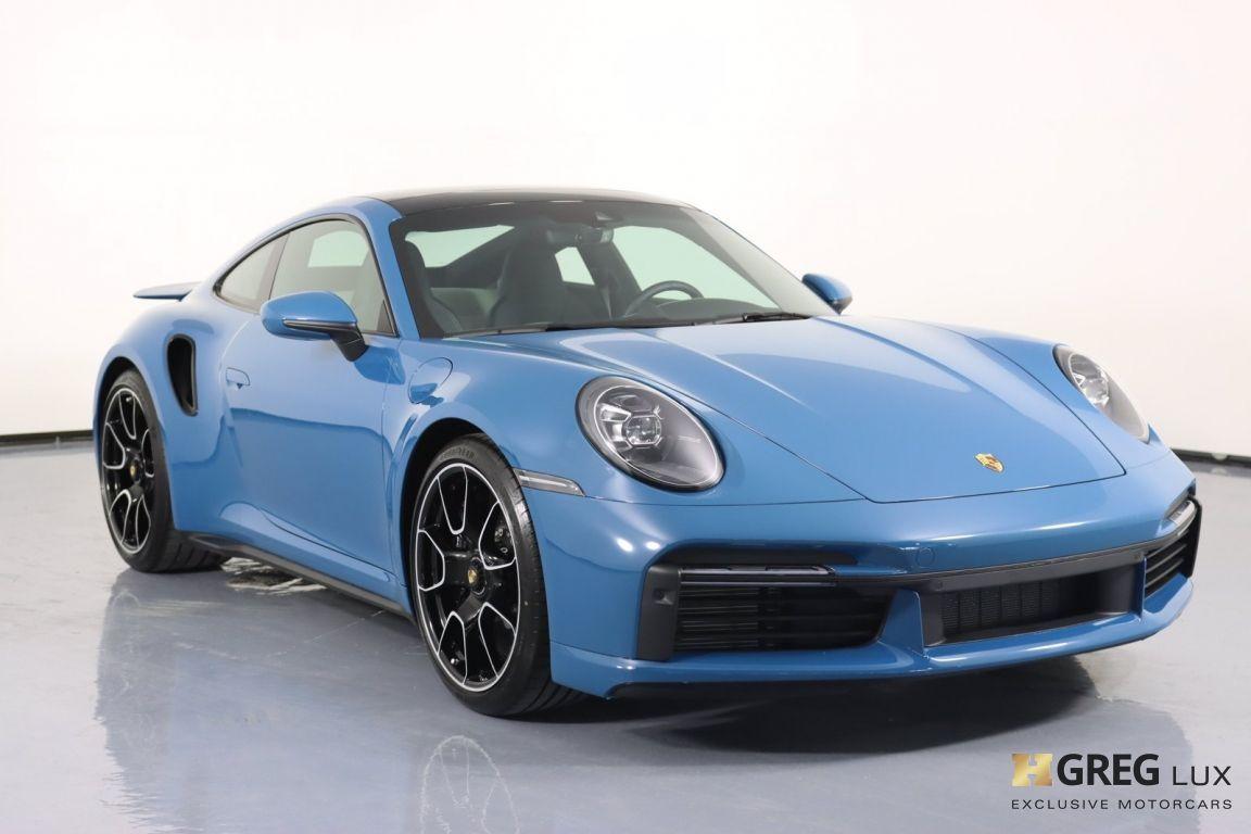 2021 Porsche 911 Turbo S #9