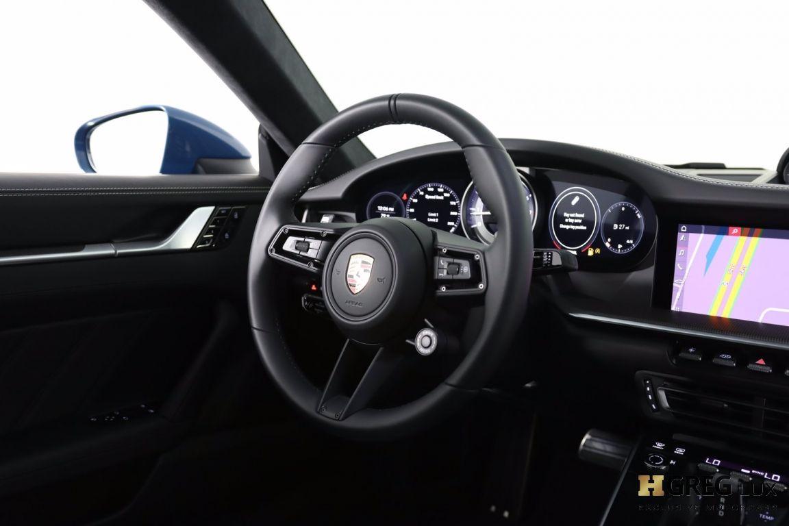 2021 Porsche 911 Turbo S #55