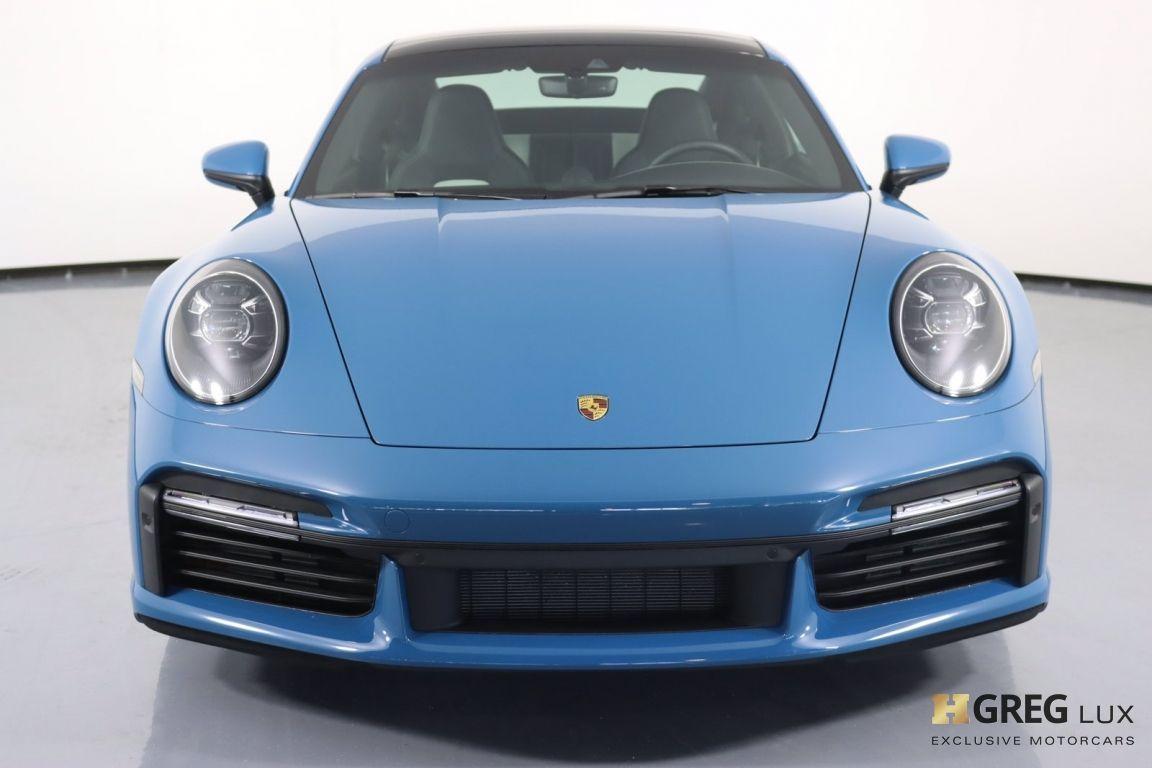 2021 Porsche 911 Turbo S #3