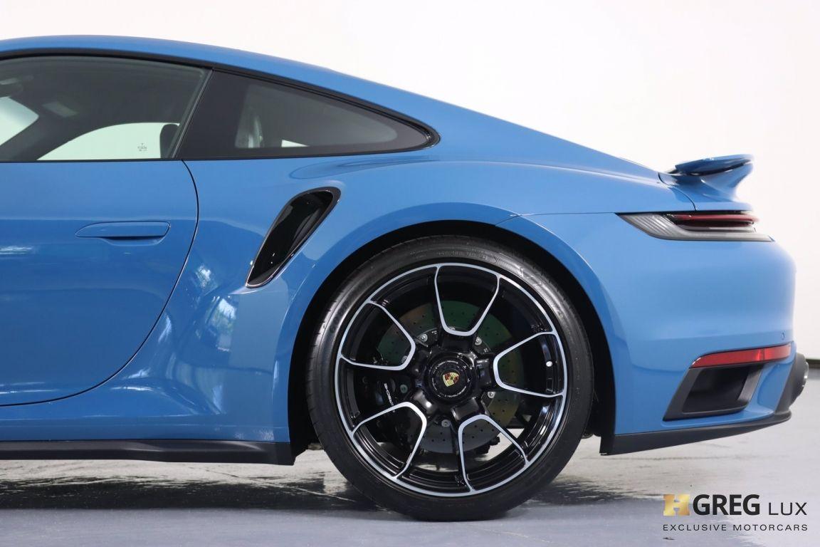 2021 Porsche 911 Turbo S #27