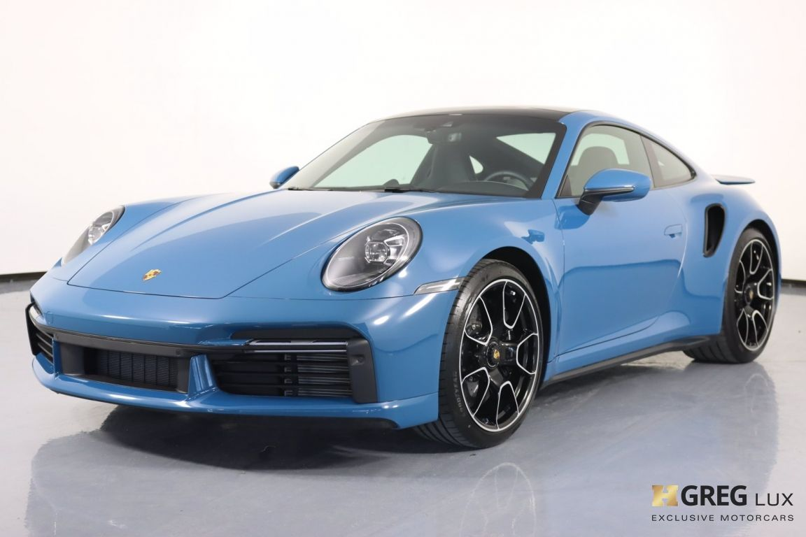 2021 Porsche 911 Turbo S #30