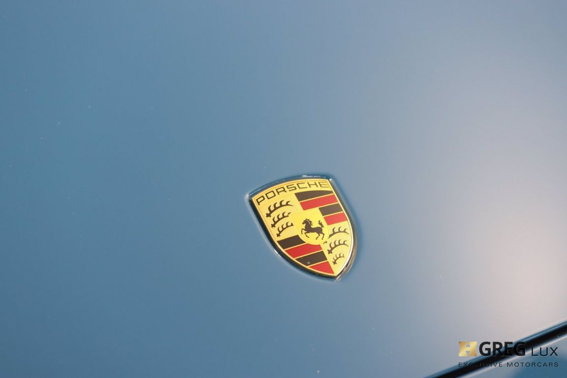 2021 Porsche 911 Turbo S #6