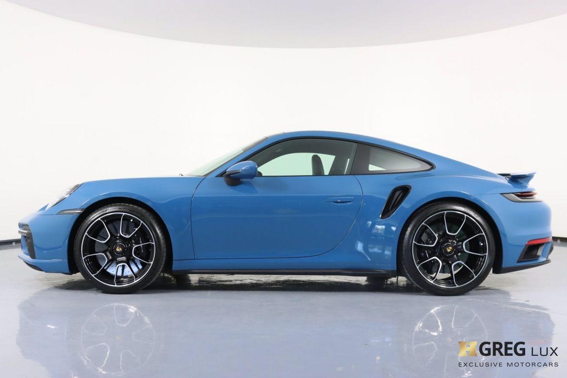 2021 Porsche 911 Turbo S #23