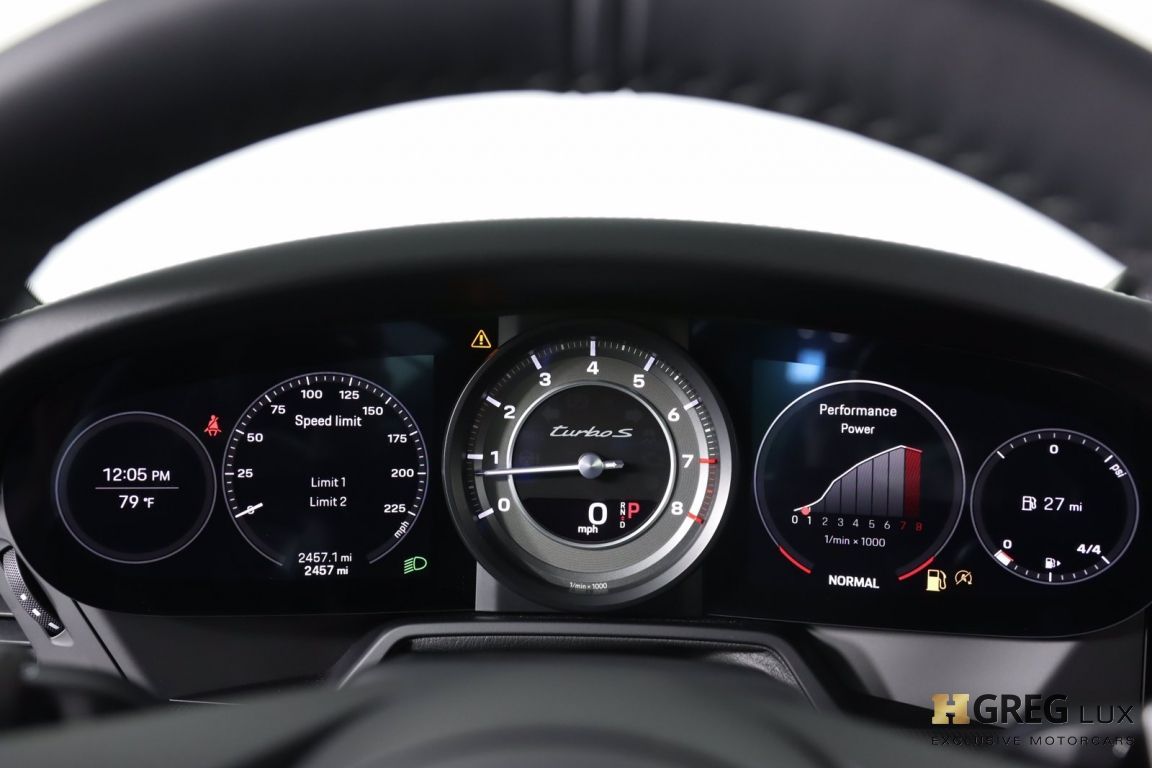 2021 Porsche 911 Turbo S #59