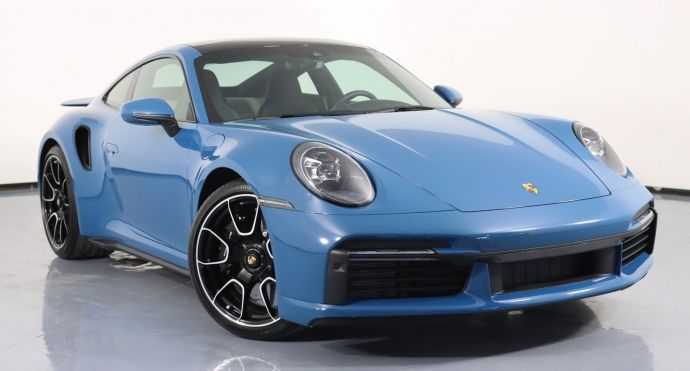 2021 Porsche 911 Turbo S #0