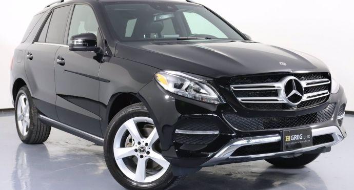 2018 Mercedes Benz GLE GLE 350 #0