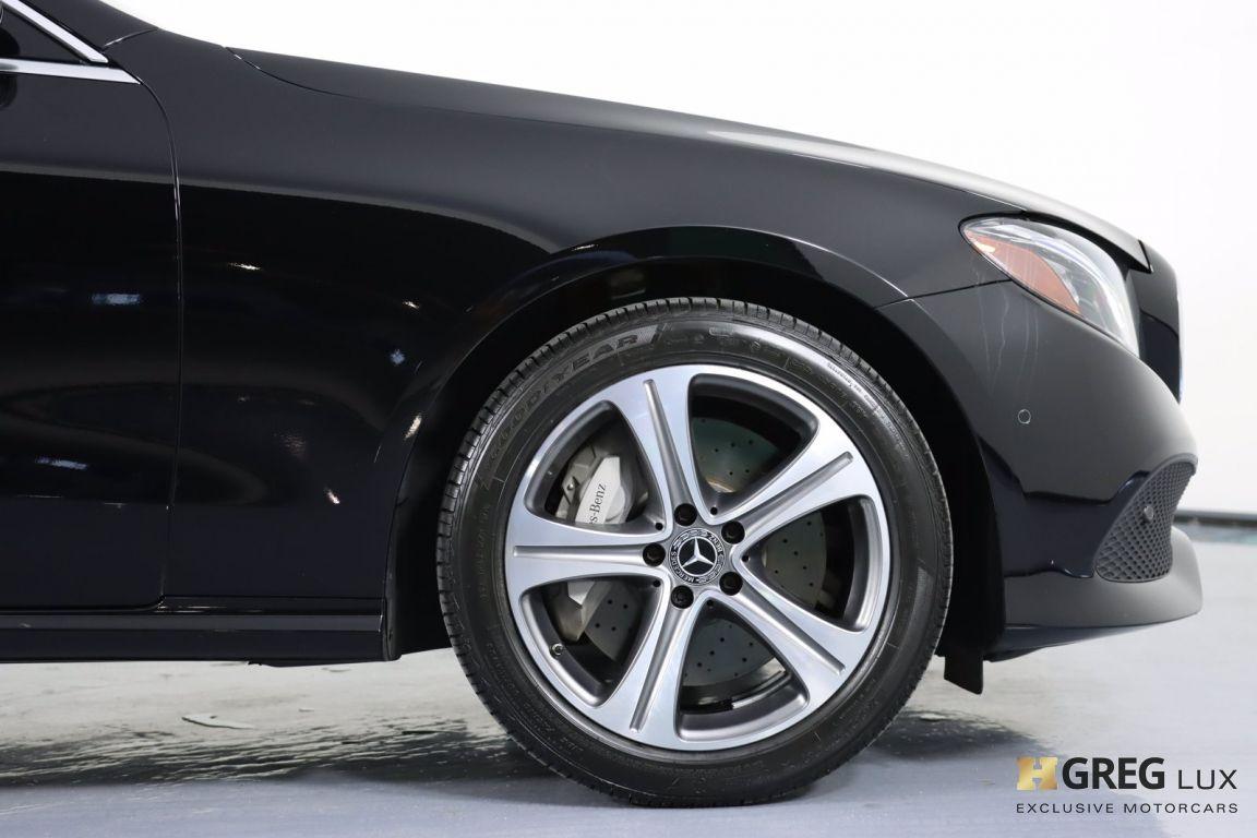 2018 Mercedes Benz E Class E 400 #11