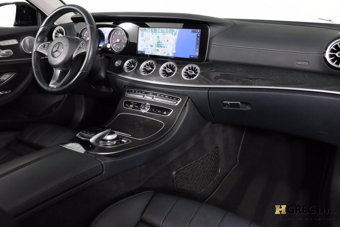 2018 Mercedes Benz E Class E 400 #58