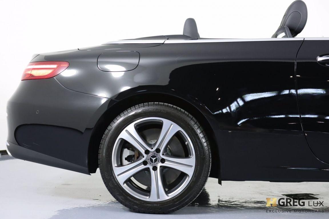 2018 Mercedes Benz E Class E 400 #13
