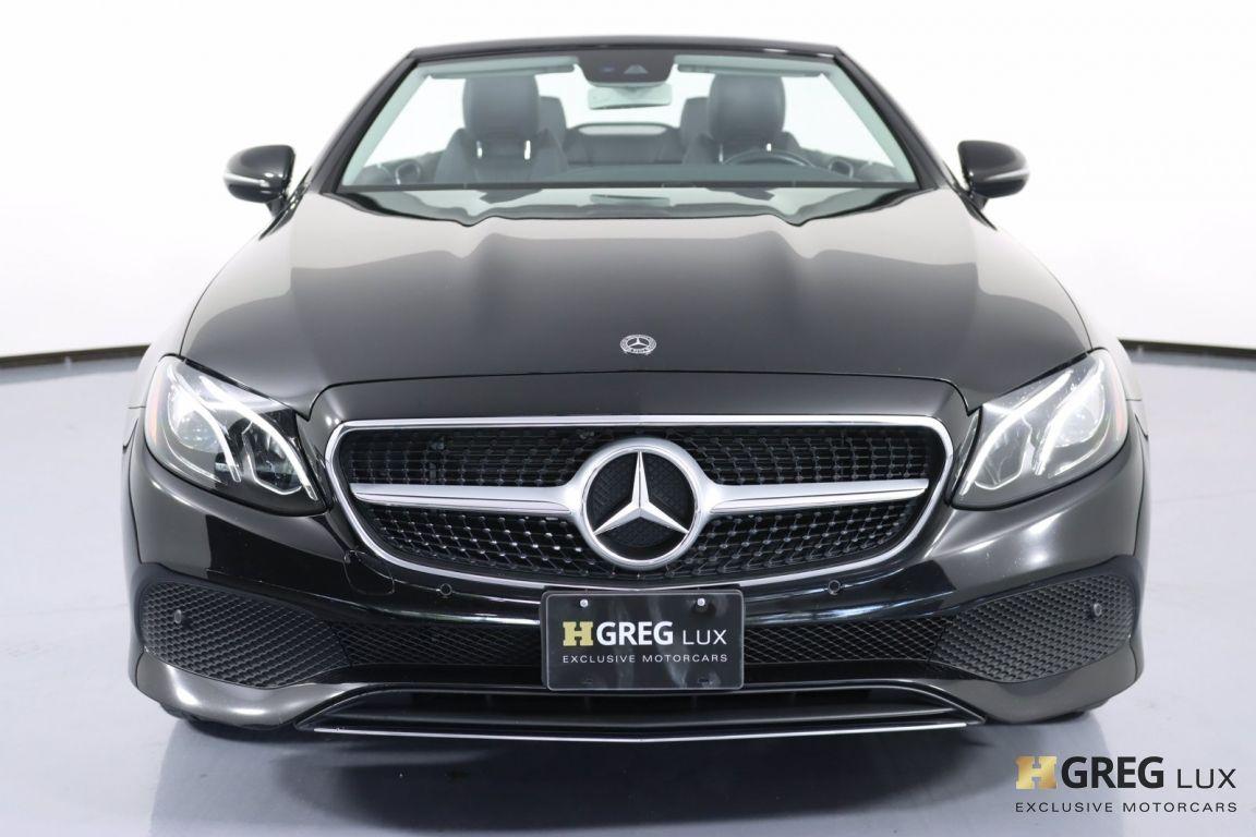 2018 Mercedes Benz E Class E 400 #4