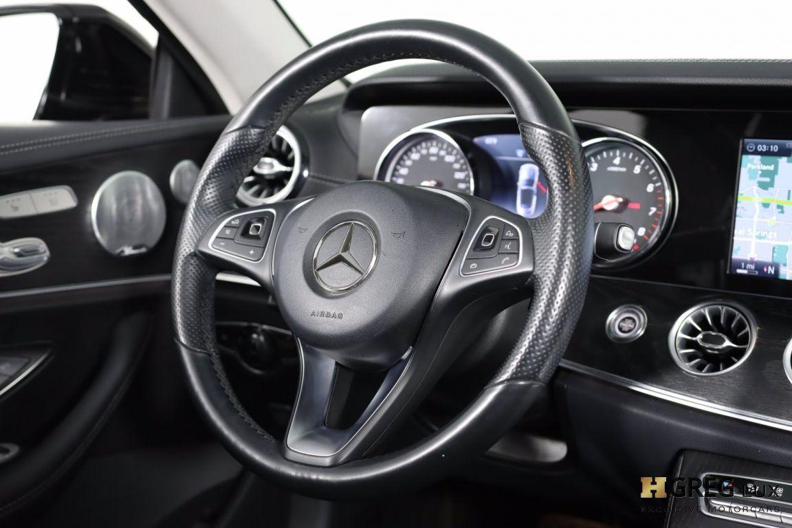 2018 Mercedes Benz E Class E 400 #51