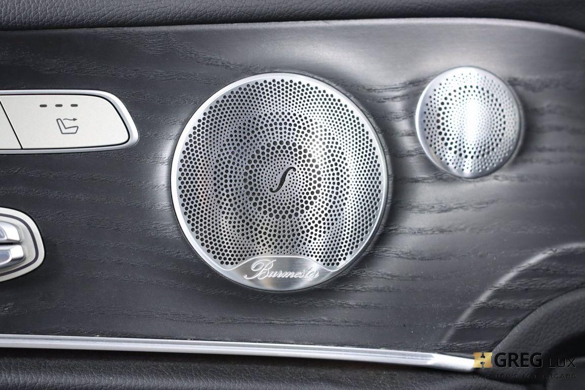 2018 Mercedes Benz E Class E 400 #41