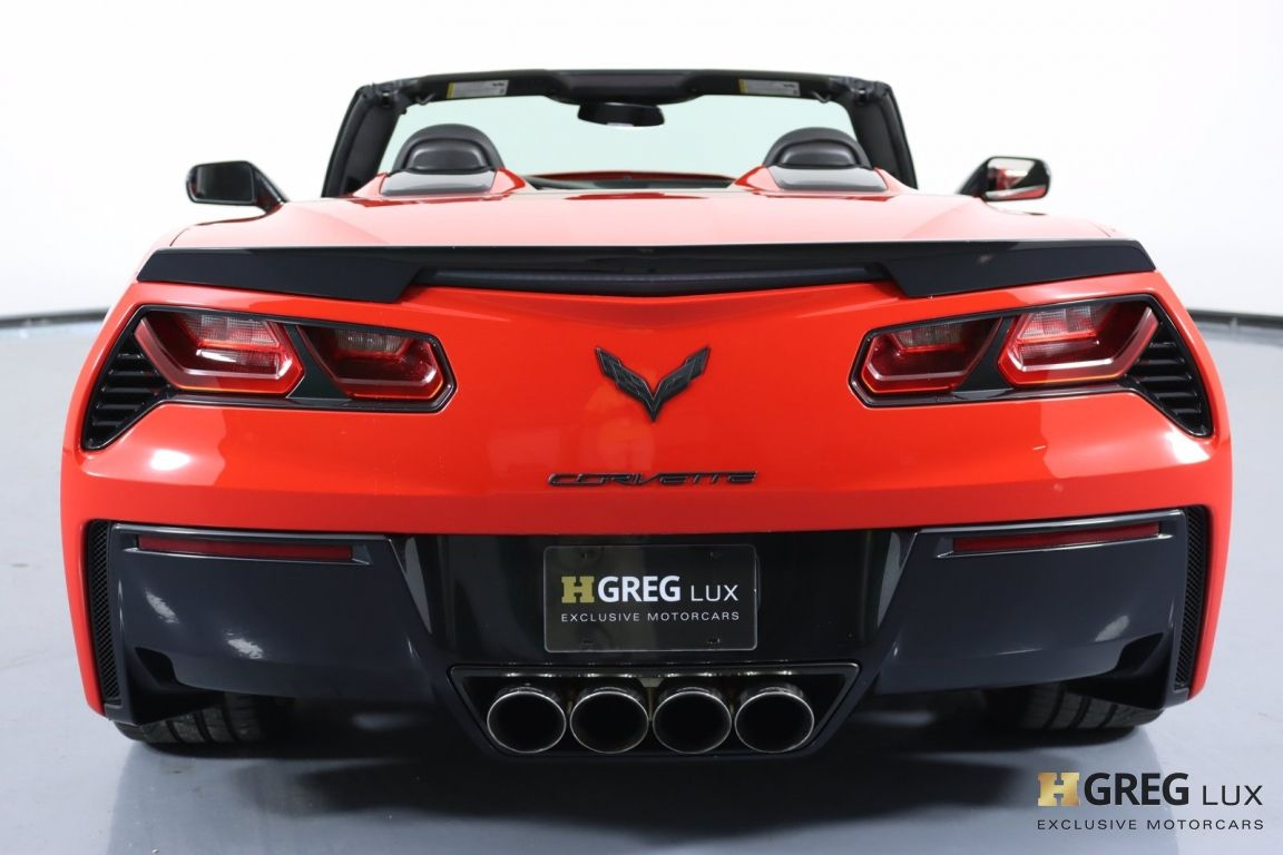 2015 Chevrolet Corvette 2LT #16