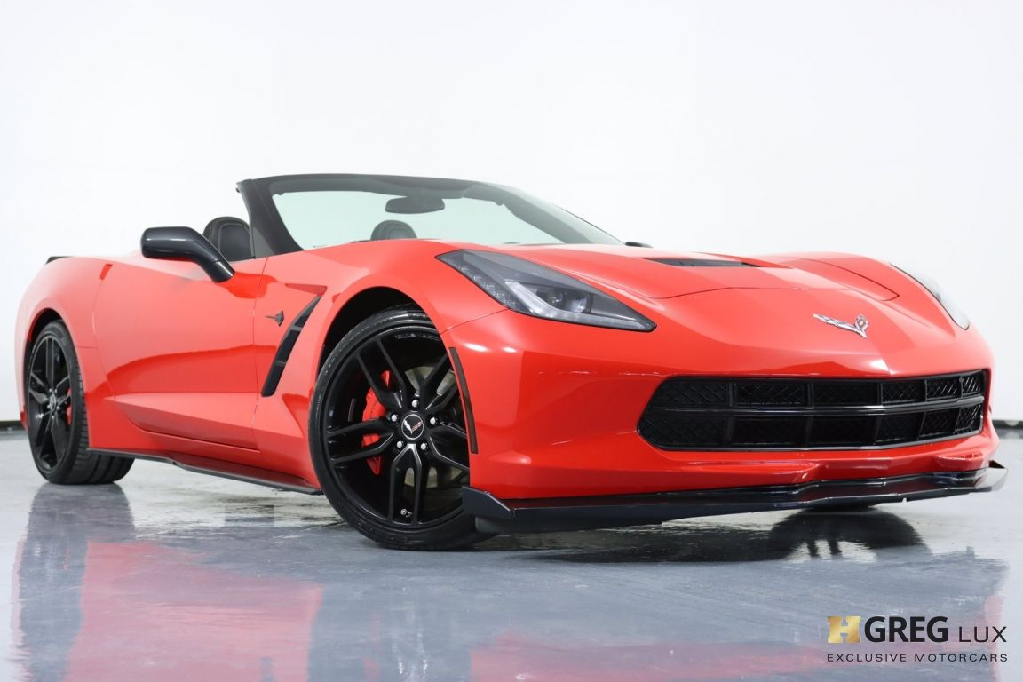 2015 Chevrolet Corvette 2LT #30