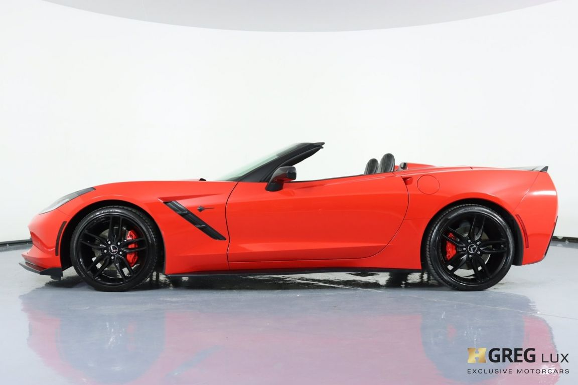 2015 Chevrolet Corvette 2LT #21