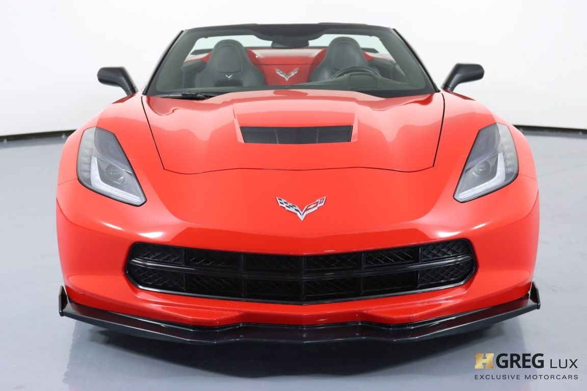 2015 Chevrolet Corvette 2LT #4