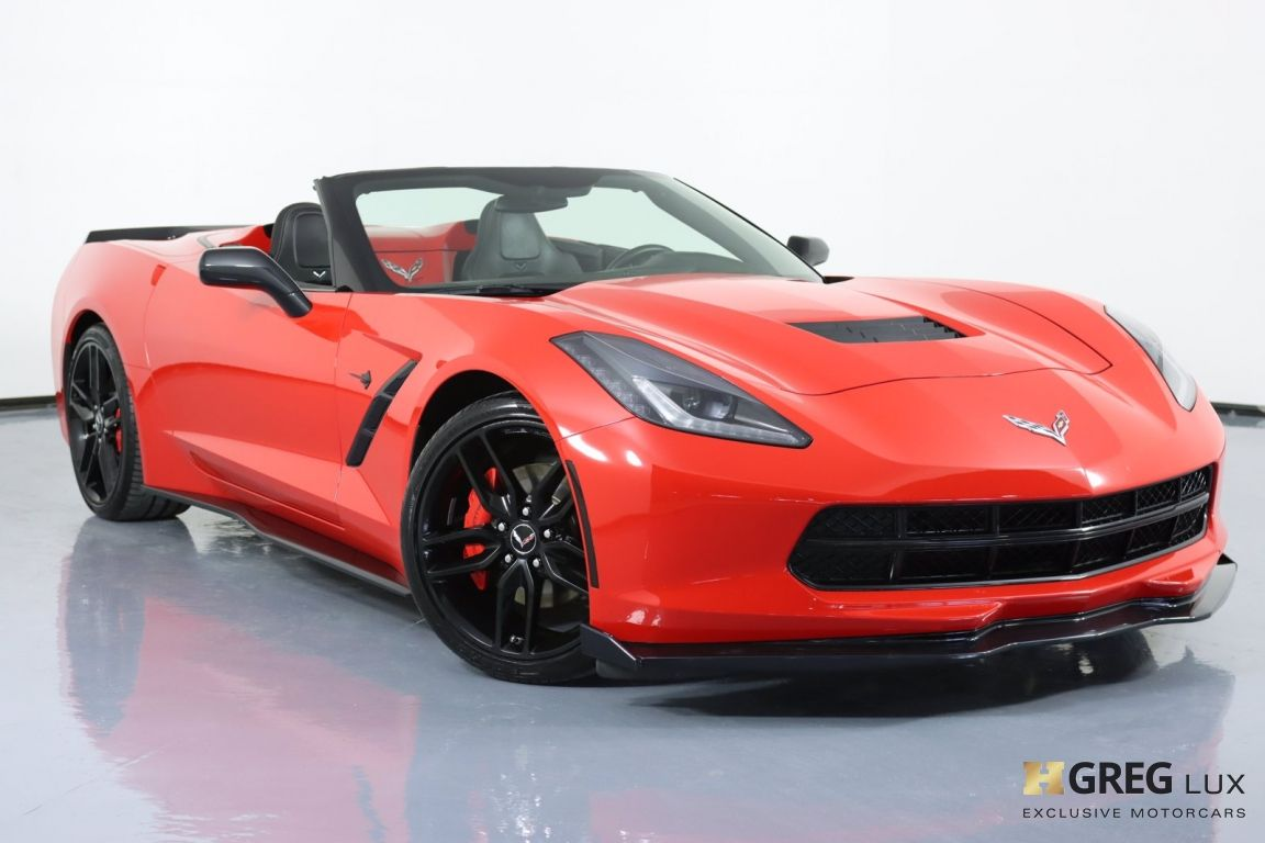 2015 Chevrolet Corvette 2LT #0