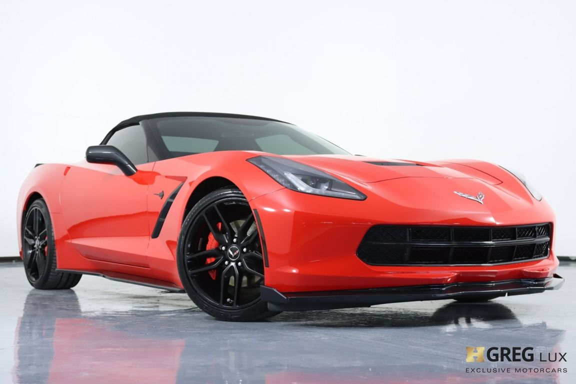 2015 Chevrolet Corvette 2LT #29