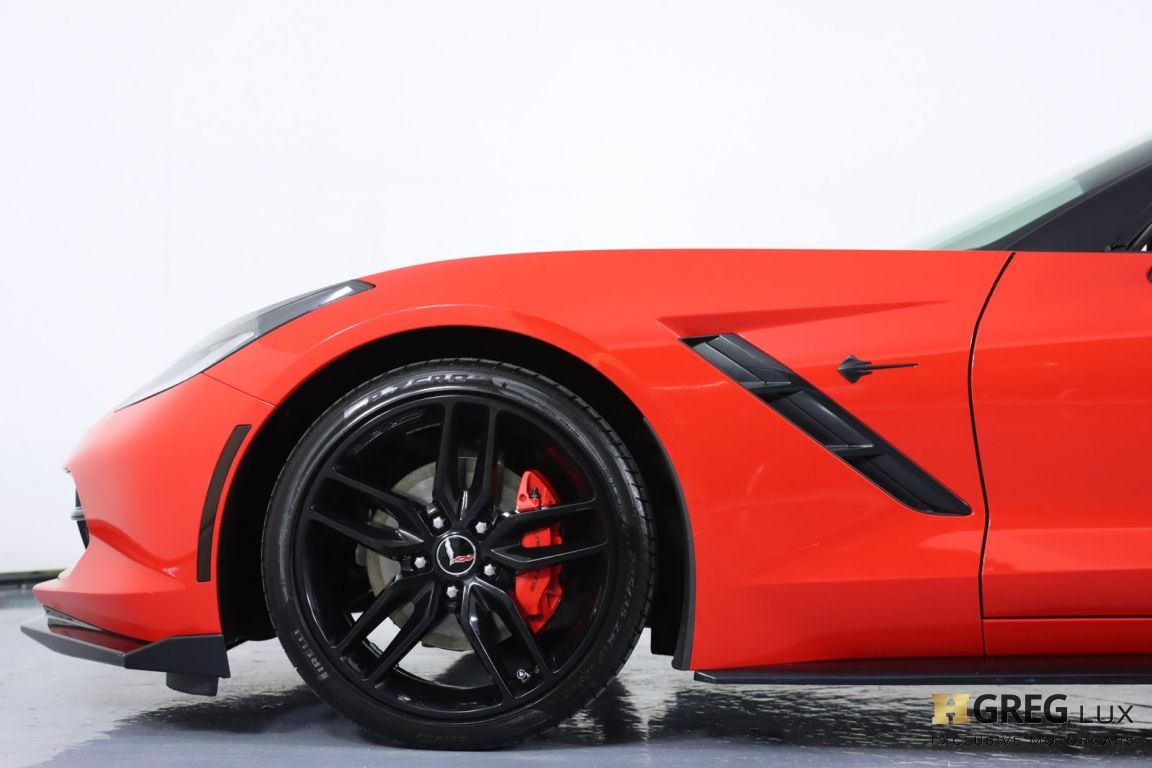 2015 Chevrolet Corvette 2LT #22