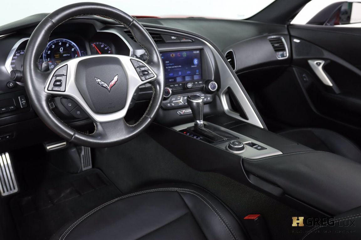 2015 Chevrolet Corvette 2LT #1