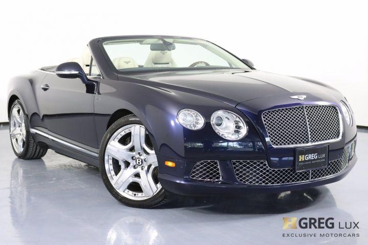 2014 Bentley Continental GT  #0