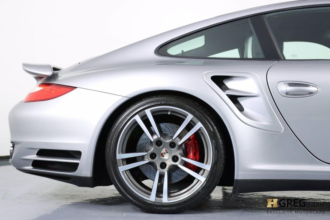 2012 Porsche 911 S Turbo #14