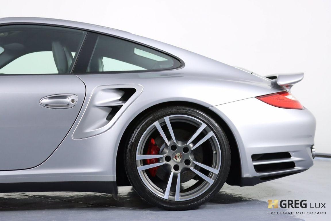 2012 Porsche 911 S Turbo #28