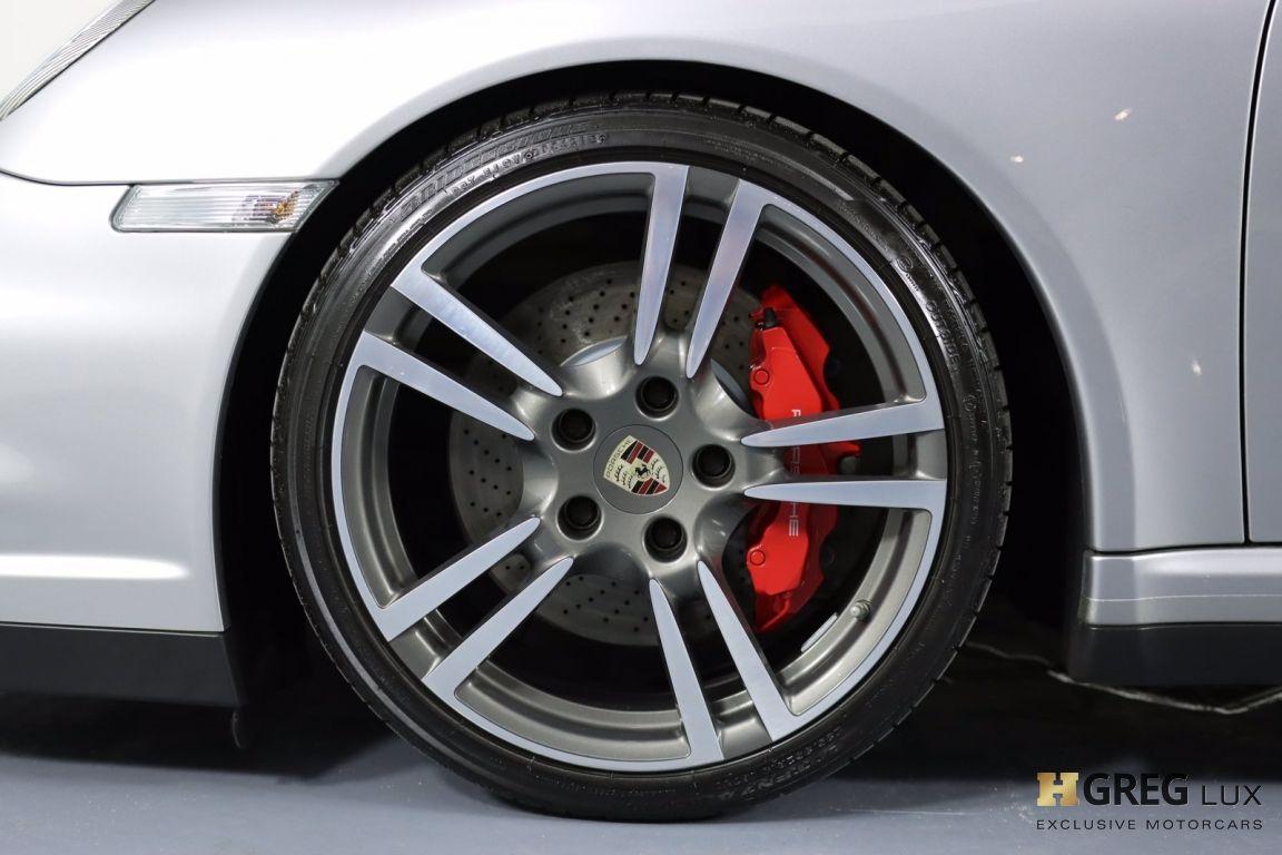 2012 Porsche 911 S Turbo #26