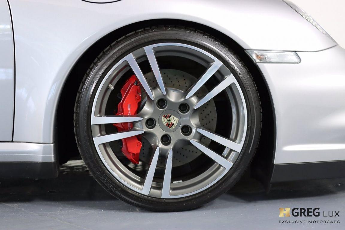 2012 Porsche 911 S Turbo #12