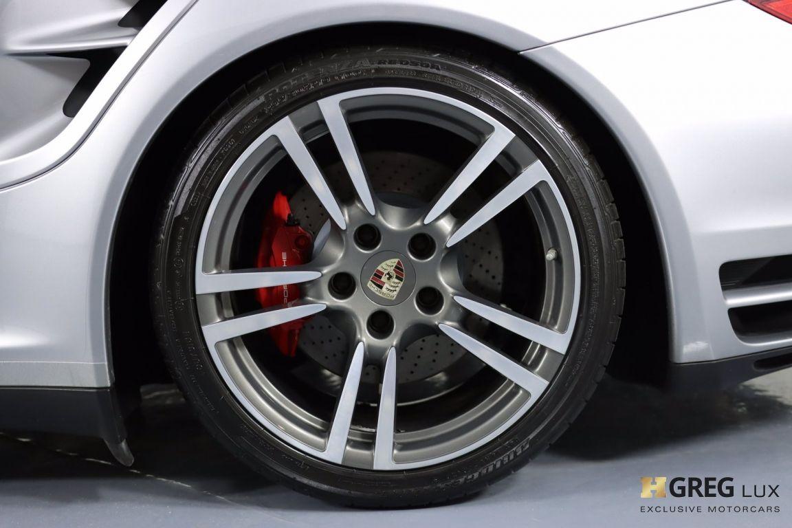 2012 Porsche 911 S Turbo #29