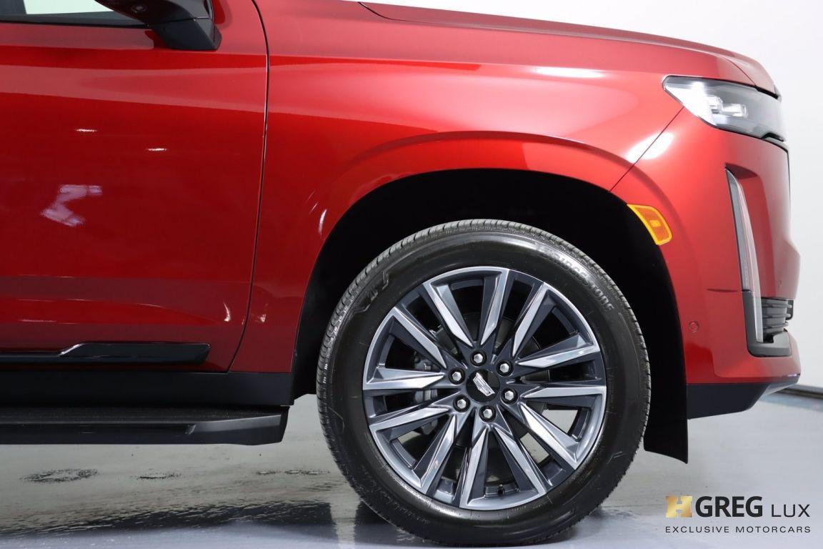 2021 Cadillac Escalade Sport #11