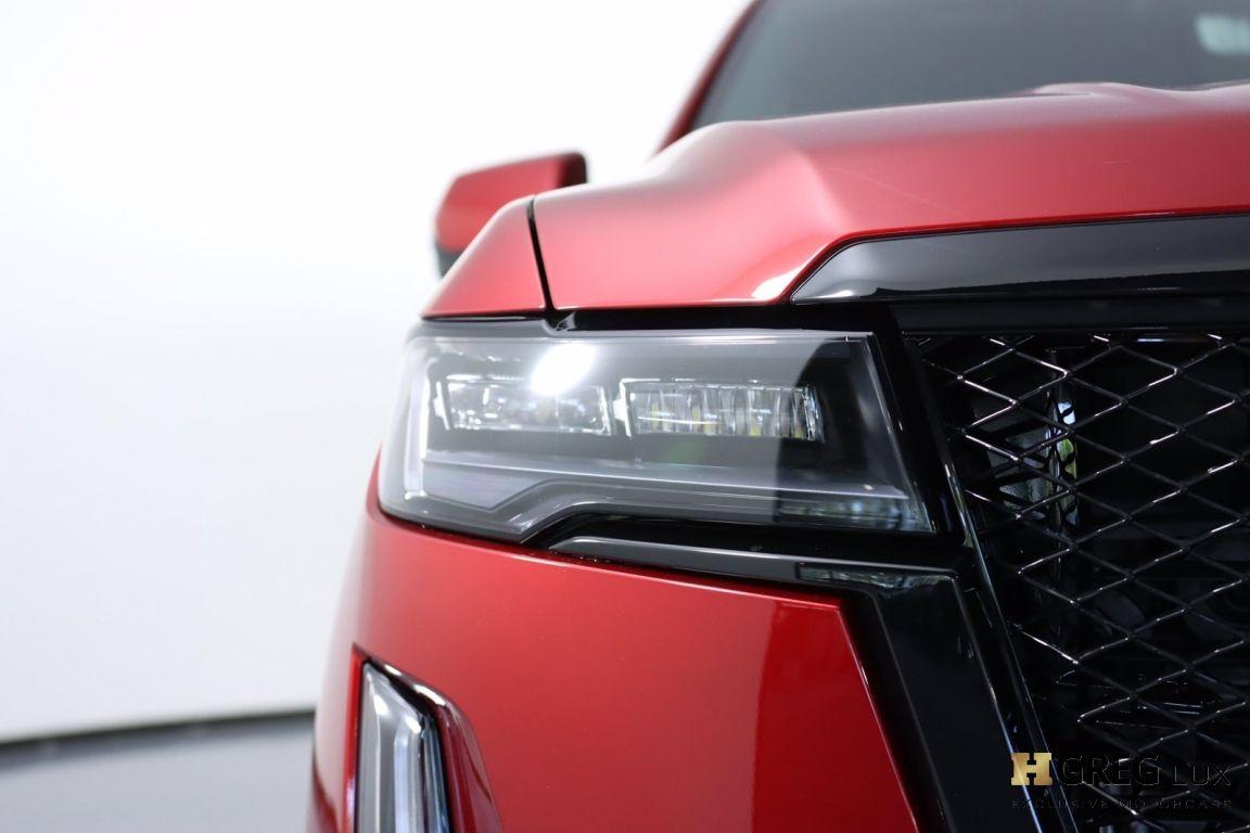 2021 Cadillac Escalade Sport #4