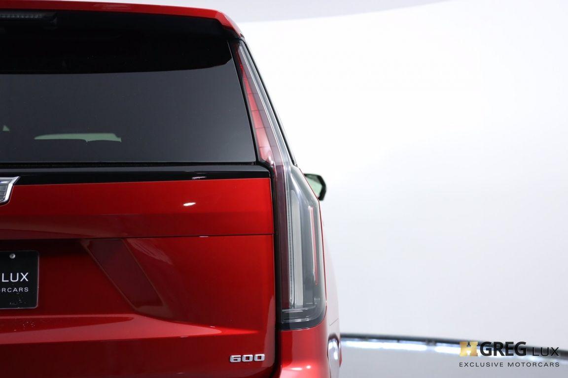 2021 Cadillac Escalade Sport #20