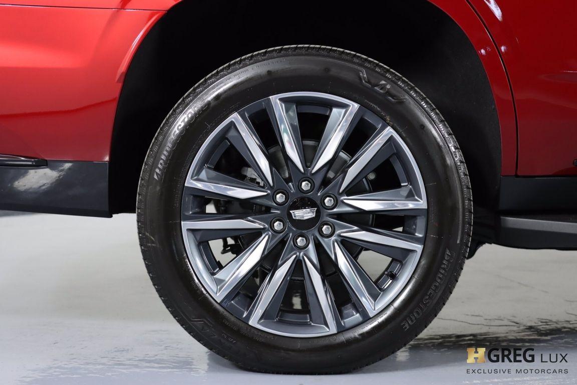 2021 Cadillac Escalade Sport #16
