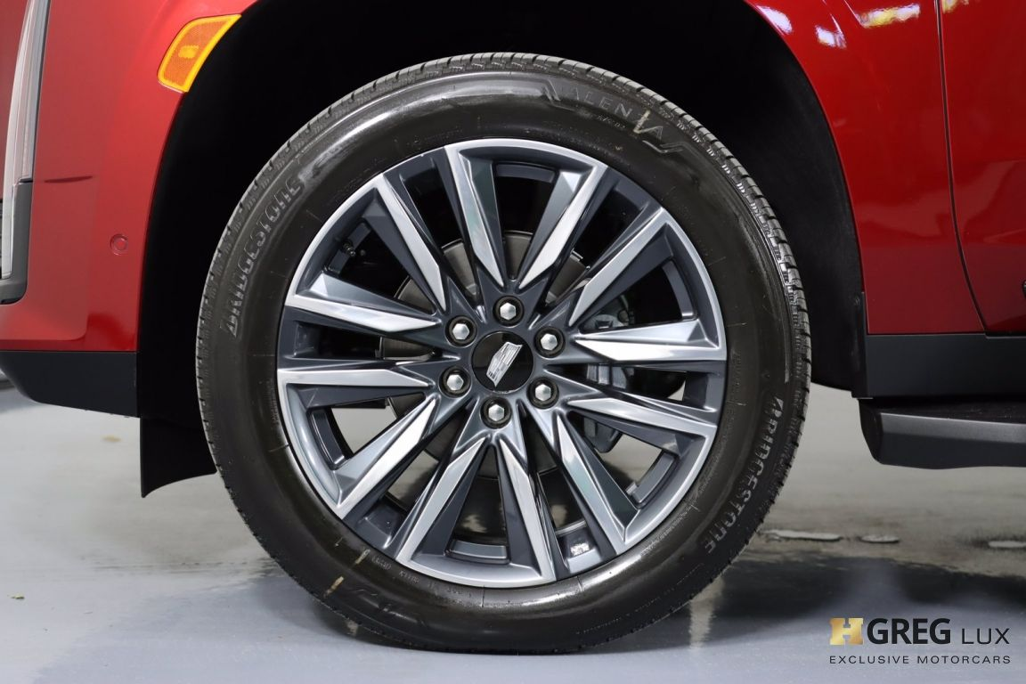2021 Cadillac Escalade Sport #26