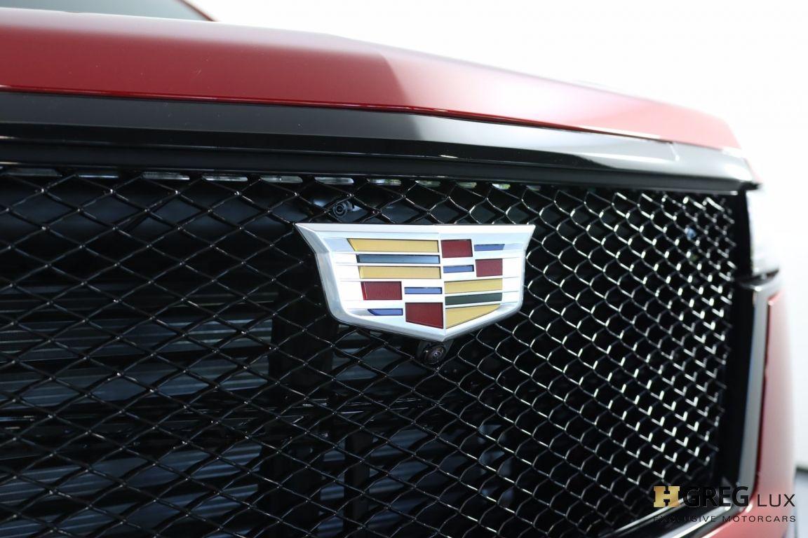 2021 Cadillac Escalade Sport #6