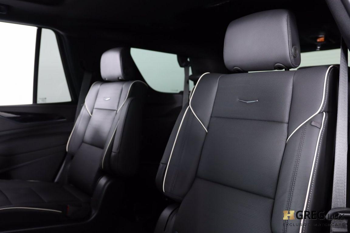 2021 Cadillac Escalade Sport #33