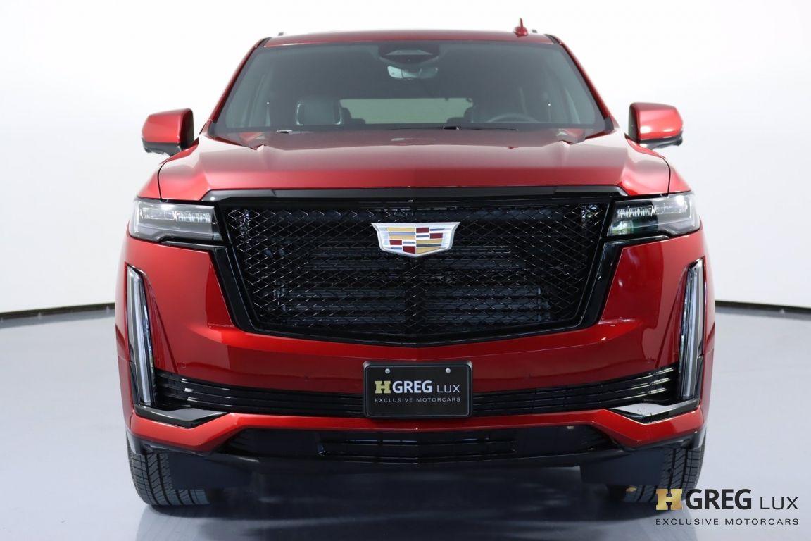 2021 Cadillac Escalade Sport #3